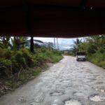 In der Camioneta