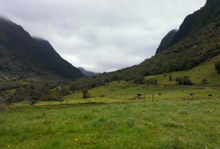 Fast wie die Alpen: Entspannung pur in den Bergen um Quito