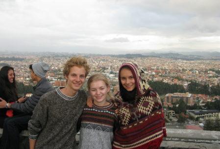 Übern den Dächern von Cuenca!